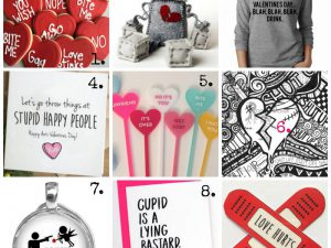 The Anti-Valentine's Day gift guide